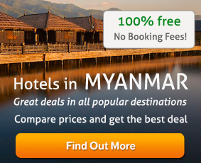 find Myanmar hotel deals